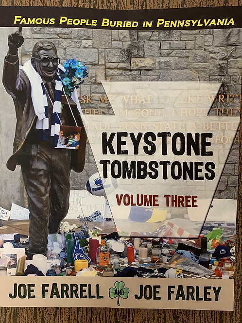 Keystone Tombstones - Volume 3