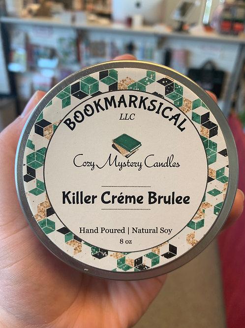 Killer Creme Brulee Soy Candle