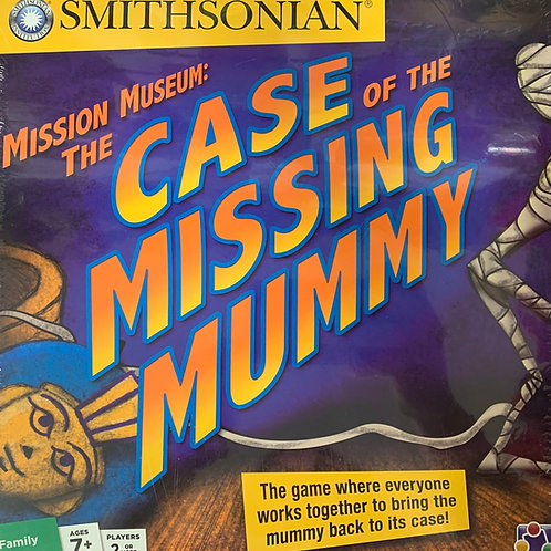 Mission Museum: The Case of the Missing Mummy