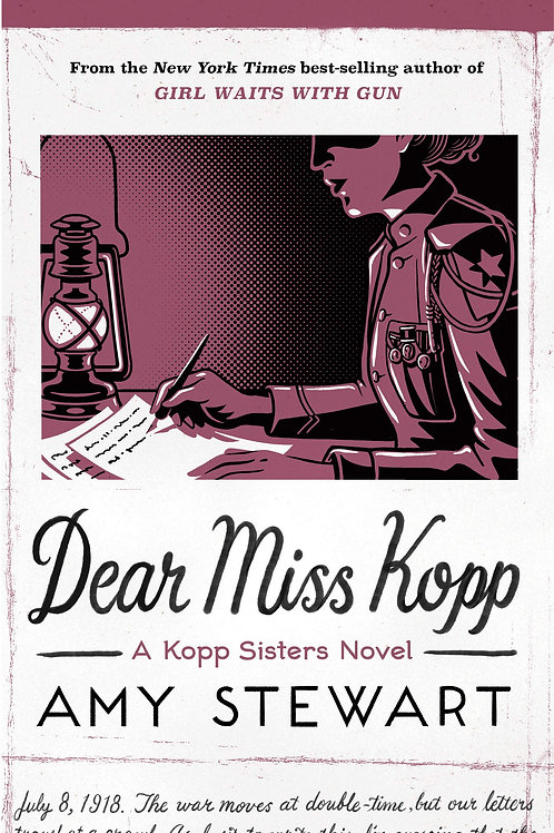 Dear Miss Kopp - A Kopp Sisters Novel #6