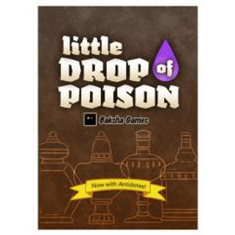 Little Drop of Poison 2nd Edition