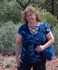 Mom on Hike at Bell Rock.jpg