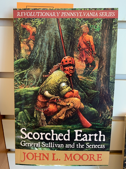 Scorched Earth- Revolutionary Pennsylvania Series #2