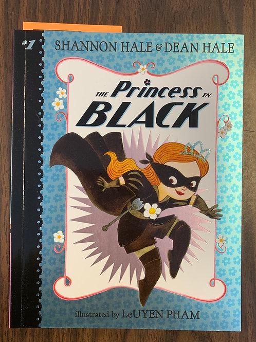 The Princess in Black (Princess in Black #1)