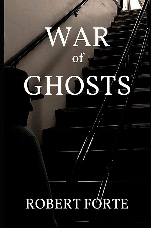 War of Ghosts (Patrick Miles Atwater #3)
