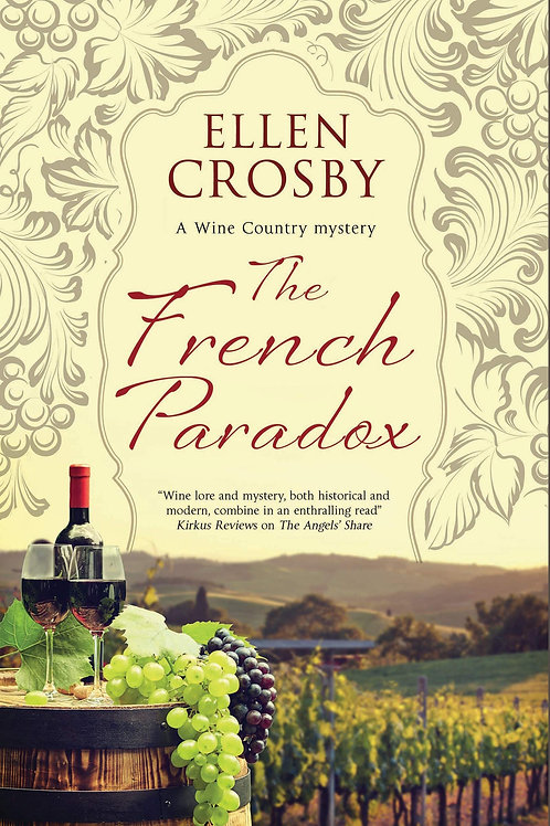 The French Paradox - A Wine Country Mystery #11