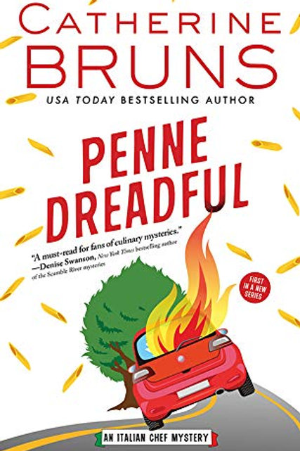 Penne Dreadful – Italian Chef Mysteries #1