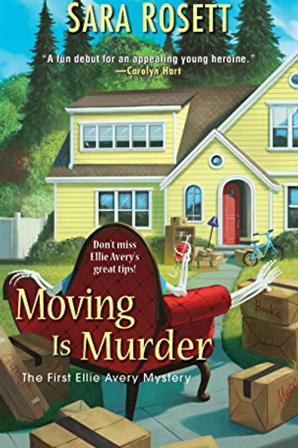 Moving is Murder - Ellie Avery #1