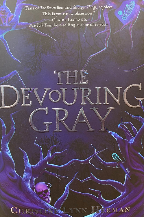 The Devouring Gray #1