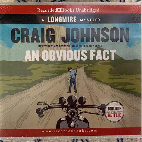An Obvious Fact Audiobook