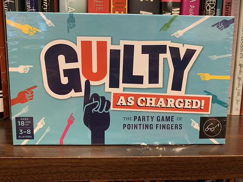 Guilty: As Charged! Game