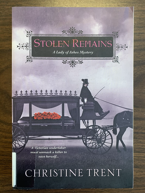 Stolen Remains - Lady of Ashes #2
