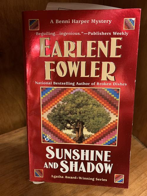 Sunshine and Shadow: A Benni Harper Mystery