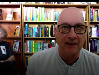 "Virtual ""Next Chapters"" Zoom Event with Authors Bill Peschel, Dennis Royer, and Sheryl C.D. Ickes"
