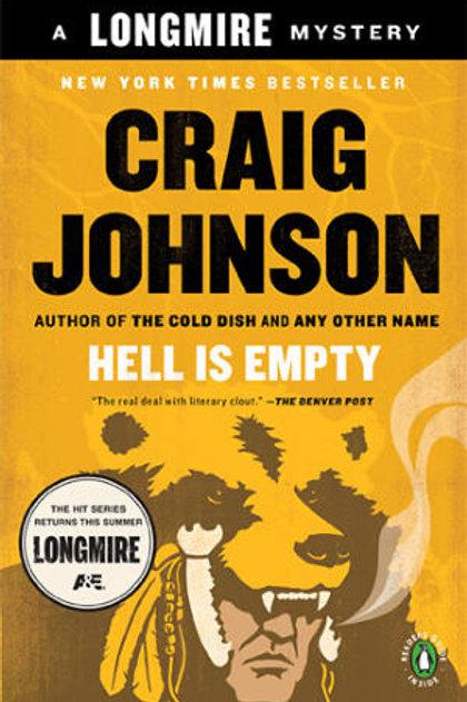 Hell is Empty - Longmire Series #7
