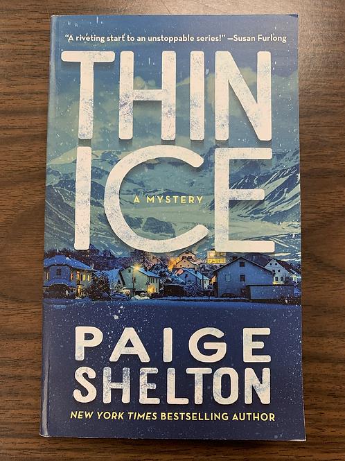 Thin Ice - Alaska Wild #1