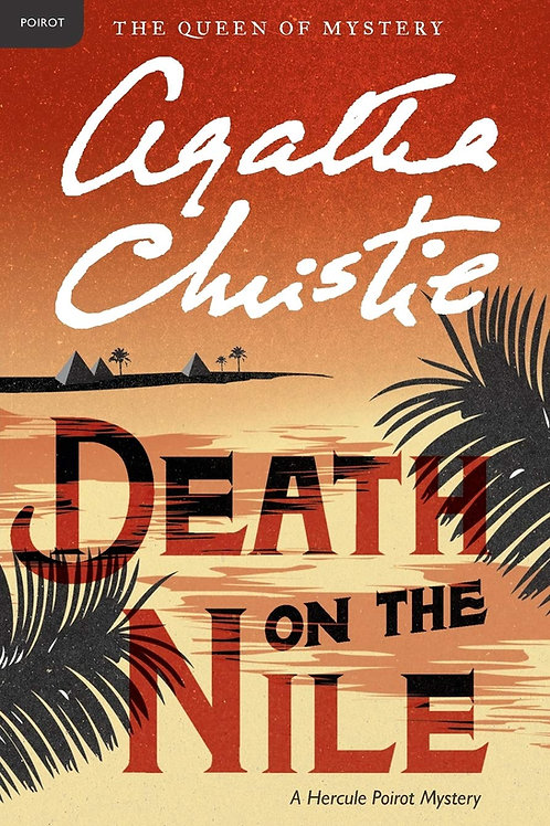 Death on the Nile - Hercule Poirot Mystery