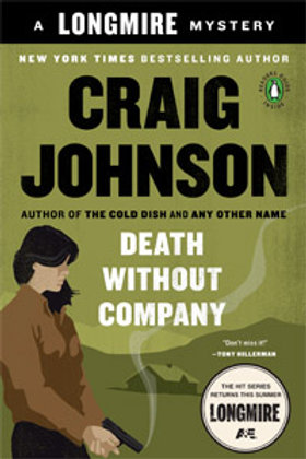 Death Without Company - Longmire Series #2