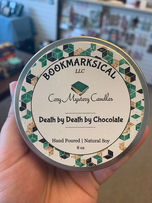 Death by Death by Chocolate Soy Candle