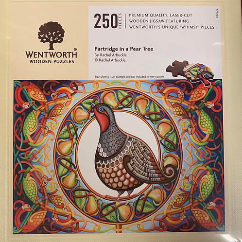 Partridge in a Pear Tree Puzzle
