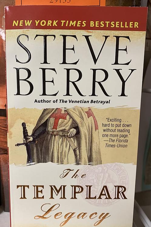 The Templar Legacy: A Novel - Cotton Malone Book #1
