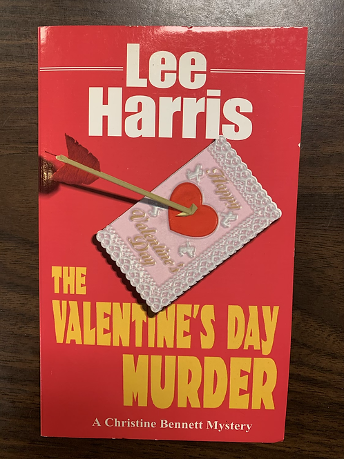 The Valentine's Day Murder - Christine Bennett Mysteries #8