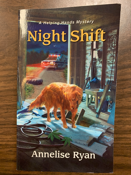 Night Shift: A Helping Hands Mystery #2