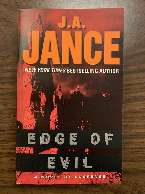 Edge of Evil: Ali Reynolds #1