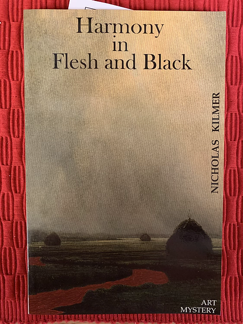Harmony in Flesh and Black - Missing Art Mystery #1