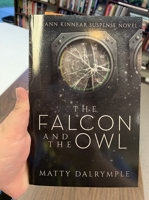 The Falcon and The Owl - Ann Kinnear Suspense Novel #3