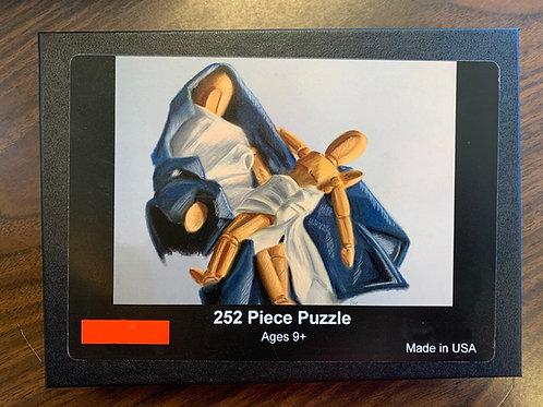 La Pieta Mannequin Puzzle