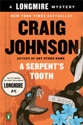 A Serpent's Tooth - Longmire Series #9