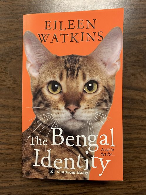 The Bengal Identity - A Cat Groomer Mystery #2