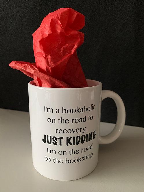 Bookaholic Mug