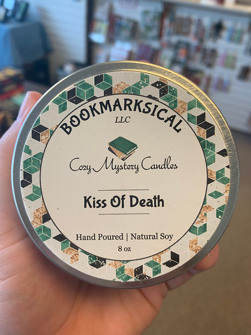 Kiss Of Death Soy Candle