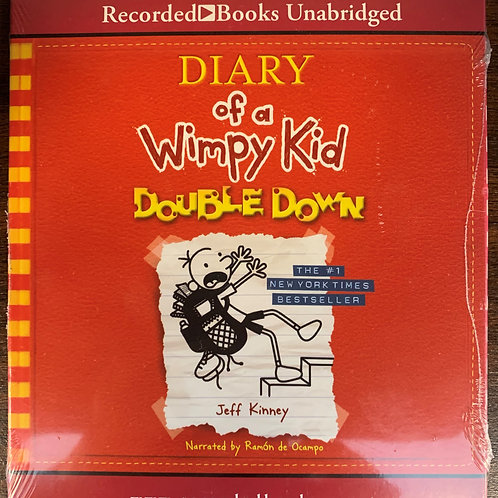 Diary of a Wimpy Kid Double Down Audiobook