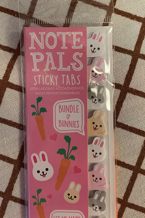 Sticky Tabs -Bundle of Bunnies