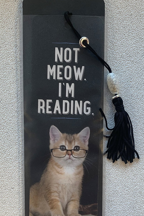 """I'm Reading"" Bookmark"