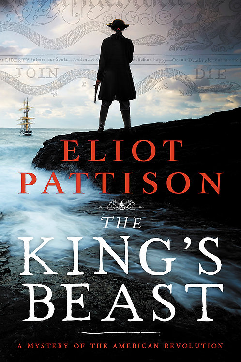 The King's Beast - The Bone Rattler Series Book #6
