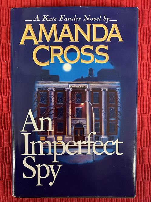 An Imperfect Spy - A Kate Fansler Novel