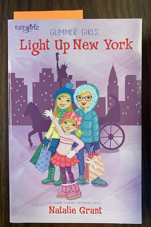 In New York - Glimmer Girls/Faithgirlz #4