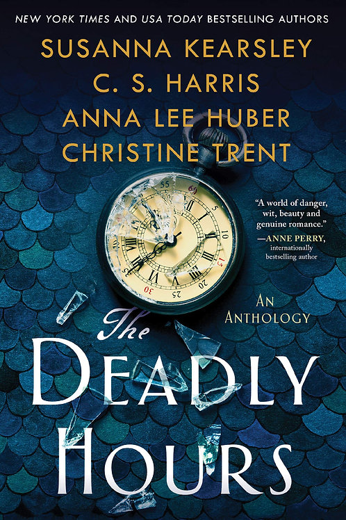 The Deadly Hours: An Anthology