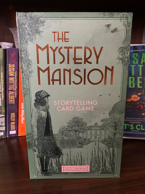 The Mystery Mansion: Storytelling Card Game (Magical Myrioramas)