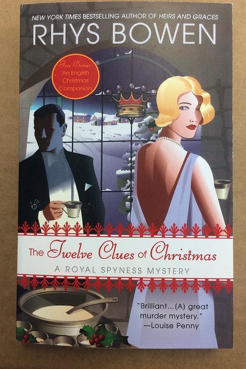 The Twelve Clues of Christmas: A Royal Spyness Mystery #6