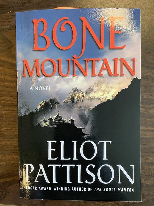 Bone Mountain - Inspector Shan #3