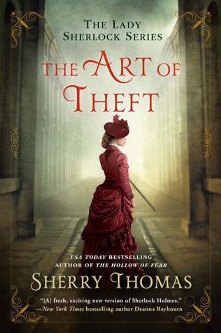 The Art of Theft - Lady Sherlock Series
