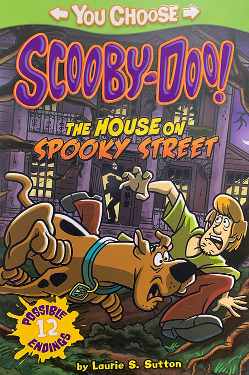 Scooby-Doo! The House on Spooky Street ( You Choose)