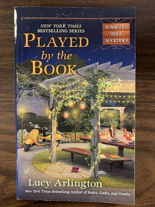 Played by the Book (A Novel Idea Mystery #4)