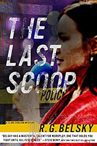 The Last Scoop – Clare Carlson #3