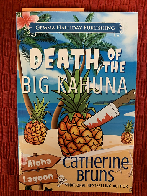 Death of the Big Kahuna - Aloha Lagoon Mysteries #6